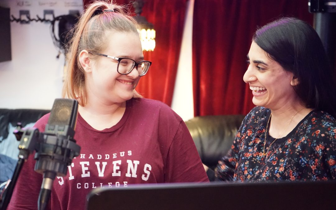 Reflections on Confidence :: Student Studio Sessions 2018